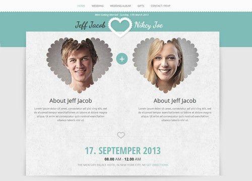 Free Online Wedding Invitations - Themesflip.Com