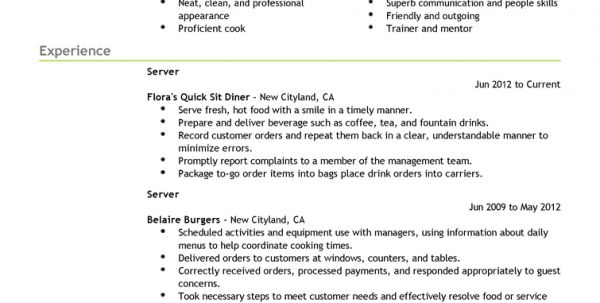 resume grocery clerk. fast food cashier job descriptions and ...