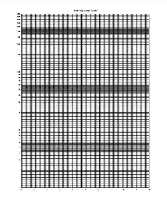 10+ Large Graph Paper Templates – Free Sample, Example Format ...
