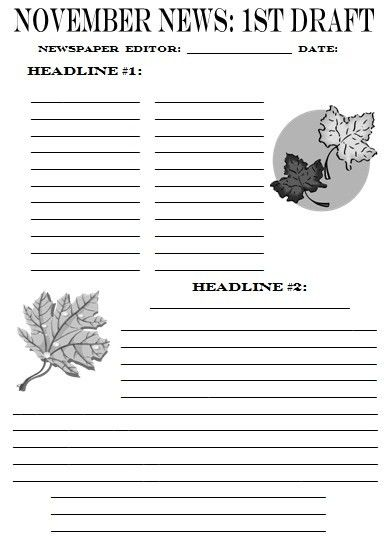 Thanksgiving English Teaching Resources and Lesson Plans For Fall ...