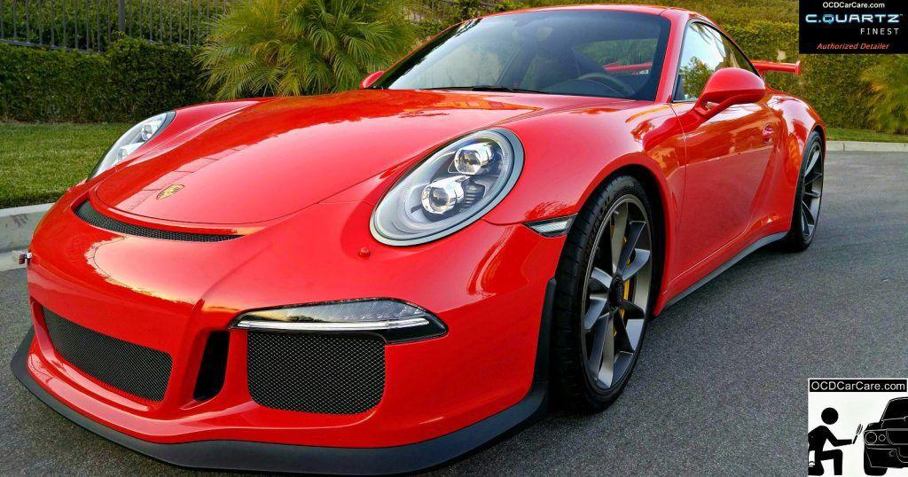 Premium Auto Detailing Portfolio - OCDCarCare Los Angeles
