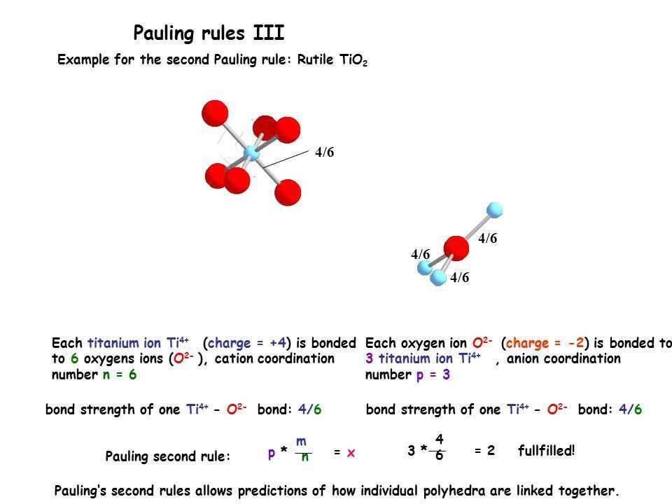 Paulings model. - ppt video online download