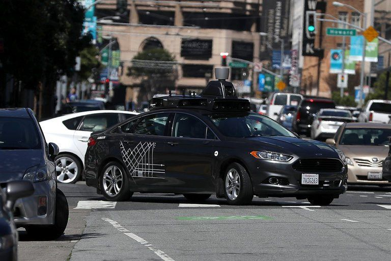 Uber Executive Steps Back From Self-Driving Cars During Waymo ...