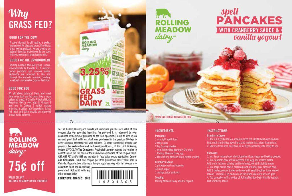2017 – 2018 Coupon Book | The Healthy Shopper
