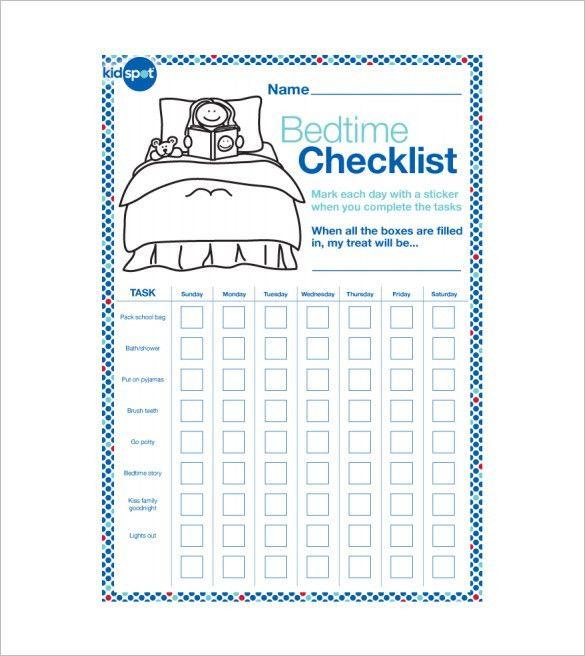 13+ Reward Chart Template - Free Sample, Example, Format Download ...