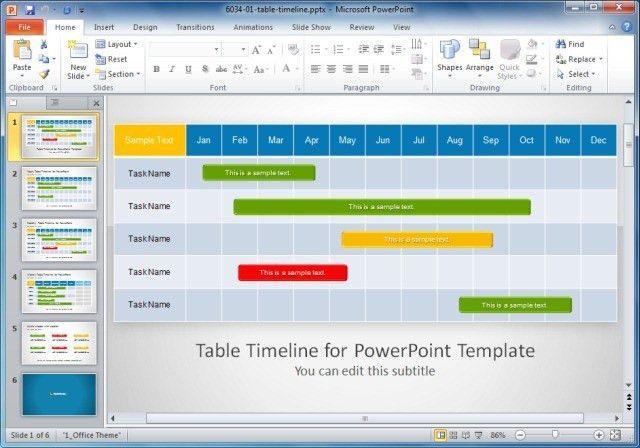 Table-Timeline-PowerPoint-Template.jpg - SlideModel