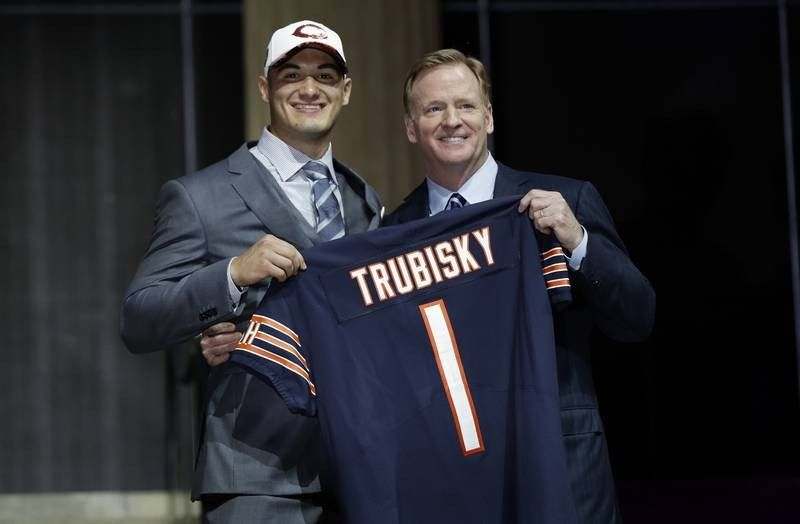 Chicago Bears' 2017 NFL draft haul gets low grades from experts