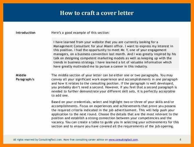 Consulting Cover Letter. Sample Payroll Cover Letter - Bpm ...