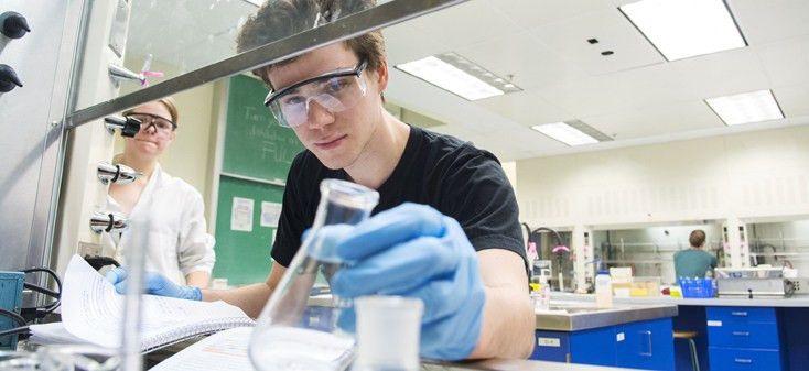Department of Chemistry - University of Victoria