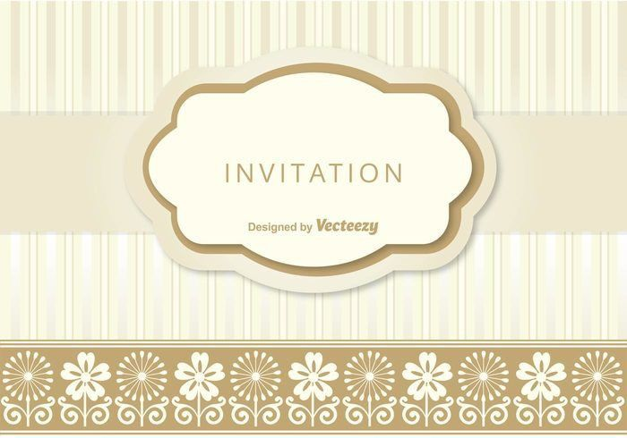 Invitation Template Free Vector Art - (9765 Free Downloads)