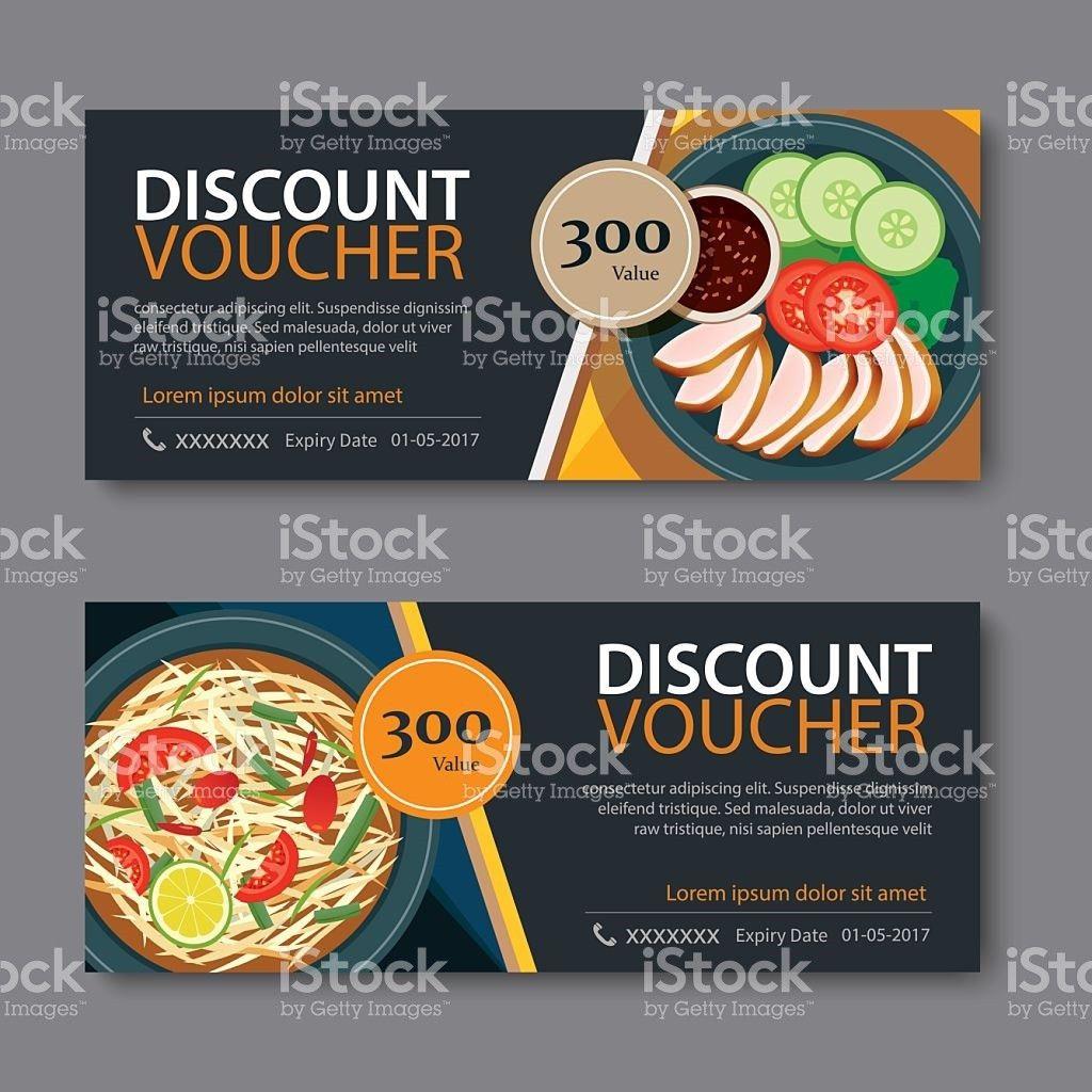 Meal Voucher Clip Art, Vector Images & Illustrations - iStock