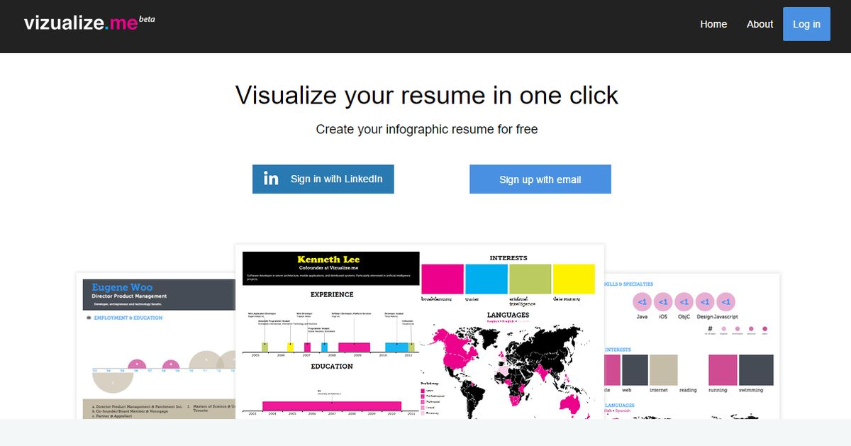 12 Best Resume Builder Websites to Build a Perfect Resume - Geeks ...
