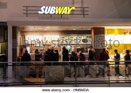 Subway Sandwiches Stock Photos & Subway Sandwiches Stock Images ...