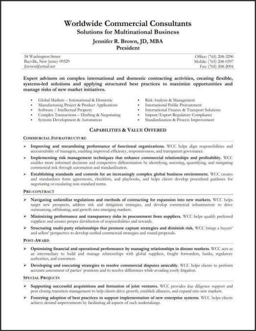 sample resume summary resume cv cover letter sample of resume ...