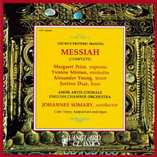 Handel: Messiah - Johannes Somary | Songs, Reviews, Credits | AllMusic