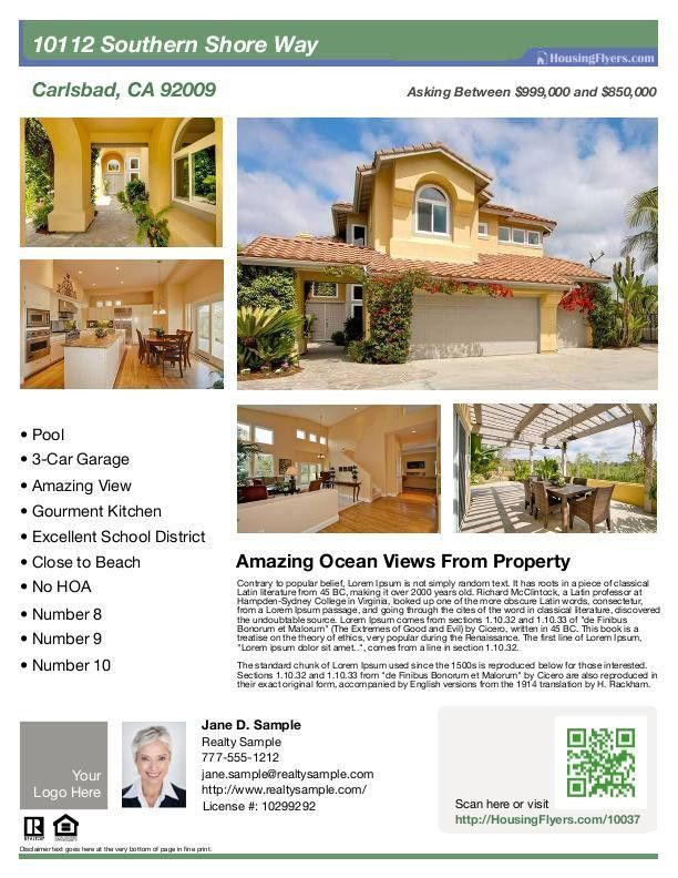 9 Home For Rent Flyer Free PSD Images - Free Real Estate Brochure ...