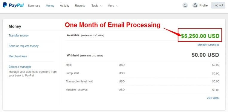 Email Processing Jobs | Email and Rebate Processing Program