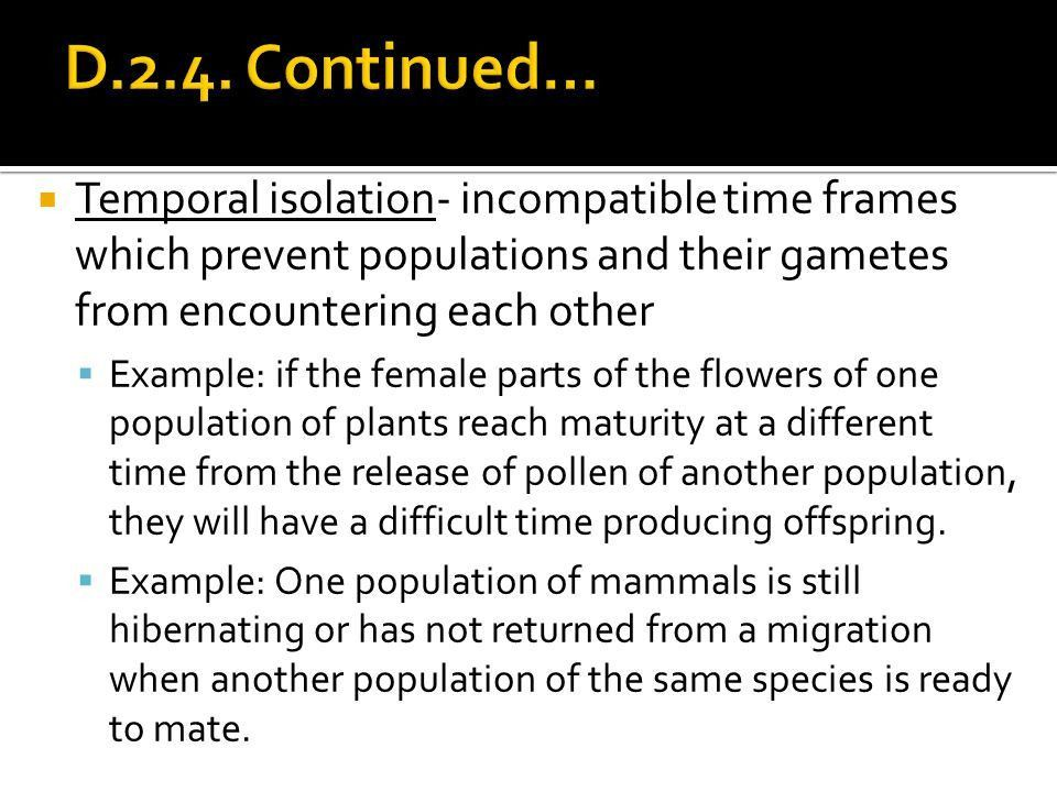 D2: Species & Speciation - ppt download