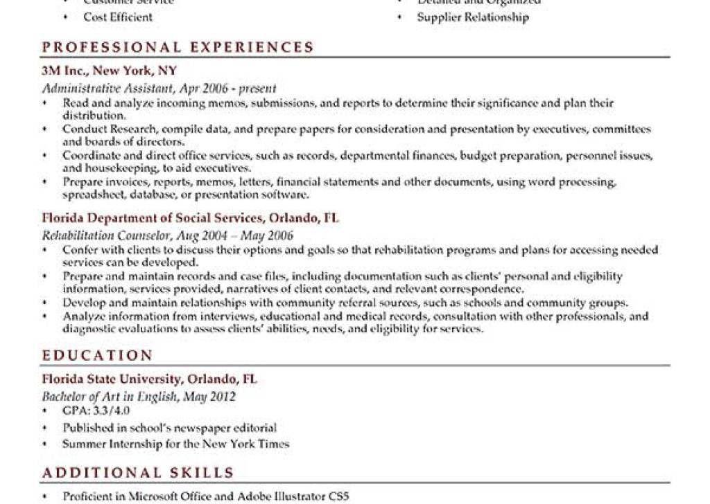 Oceanfronthomesforsaleus Remarkable Education Section Resume ...
