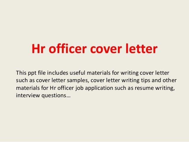 hr intern cover letter sample cover letter sample sales ...