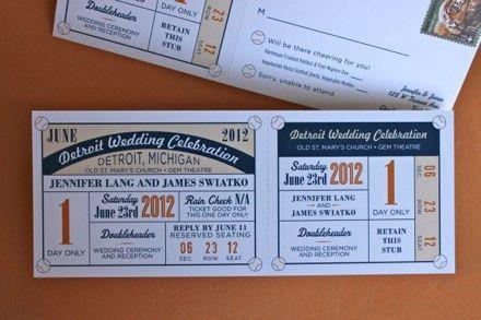 Plush Paper Design Blog: Jennifer & James : Wedding Invitations