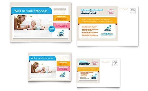Free Postcard Templates | Download Free Postcard Designs