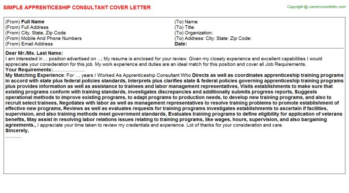 resume cover letter for apprenticeship 5. apprentice concrete form ...