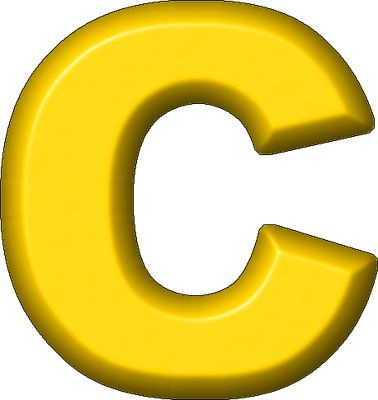 Letter C | Free Download Clip Art | Free Clip Art | on Clipart Library