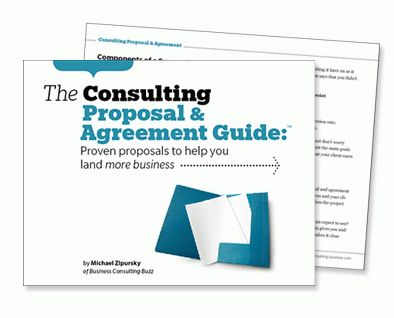 Consulting Proposal & Consulting Agreement Templates | Consulting ...