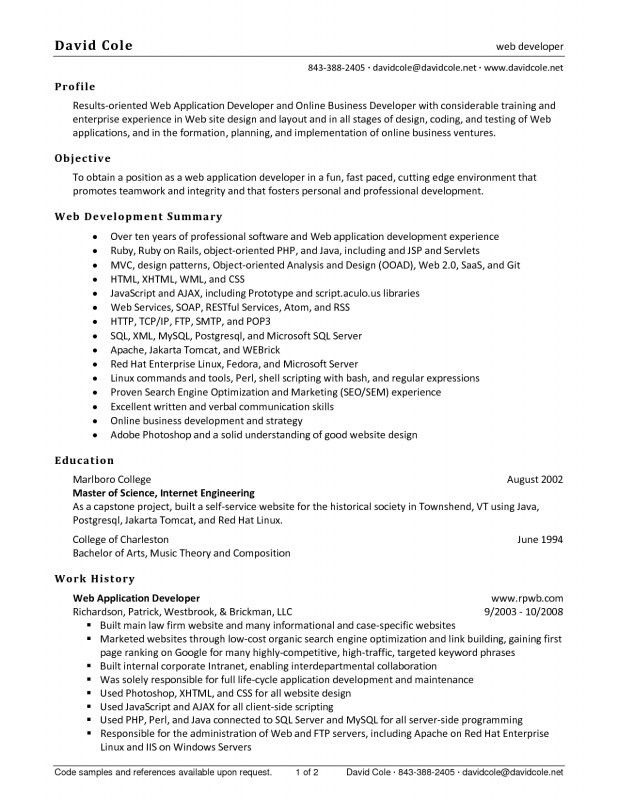 Freelance Flash Developer Cover Letter