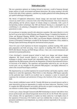 Cover Letter Example Erasmus Mundus - Cover Letter Templates