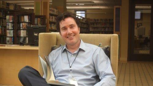 La Jolla Library welcomes new chief Shaun Briley - La Jolla Light