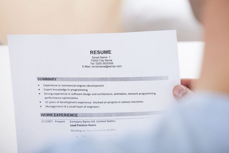 Dazzling Design What Is A Resume 9 A Resume Is - Resume Example