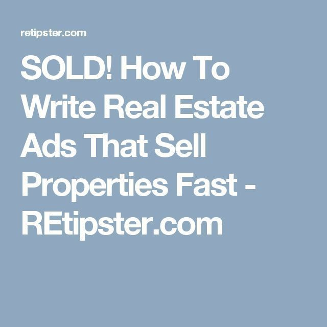 Best 25+ Real estate ads ideas on Pinterest | Real estate tips ...