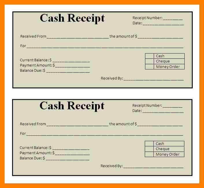 5+ fee receipt format | producer resume