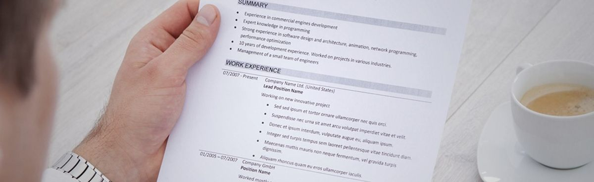 how does your executive resume stack up. start my resume. how to ...