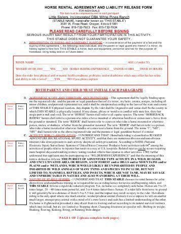 Liability Release Form. 900759: Doc400518 Liability Release ...