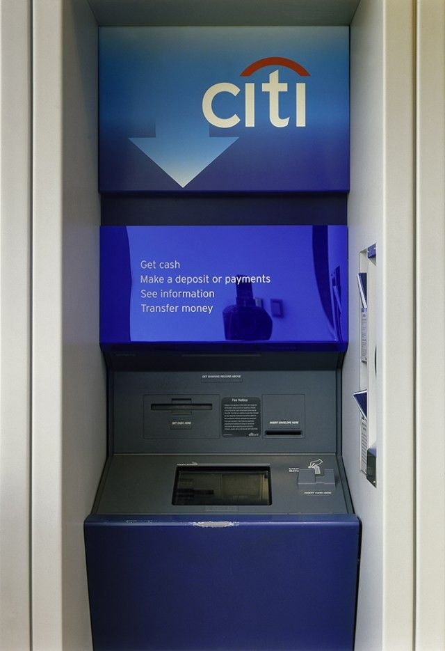 Citibank — Story — Pentagram