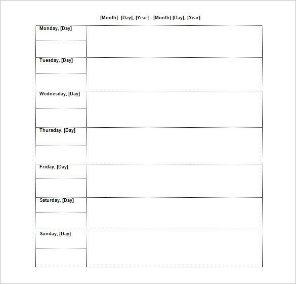 Agenda Template – 24+ Free Word, Excel, PDF Documents Download ...