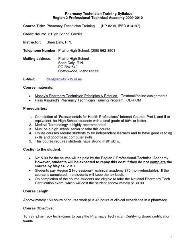 Pharmacy student resume - cvlook05.billybullock.us