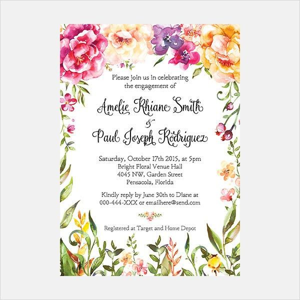Rustic Invitation Template - 9+ Free PSD, Vector AI, EPS Format ...