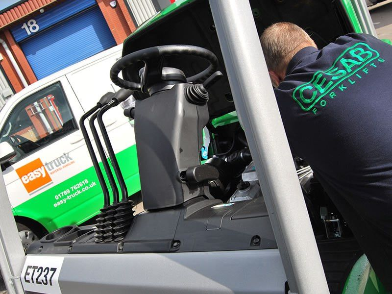 Easy Truck - Forklifts and Materials Handling across the Midlands