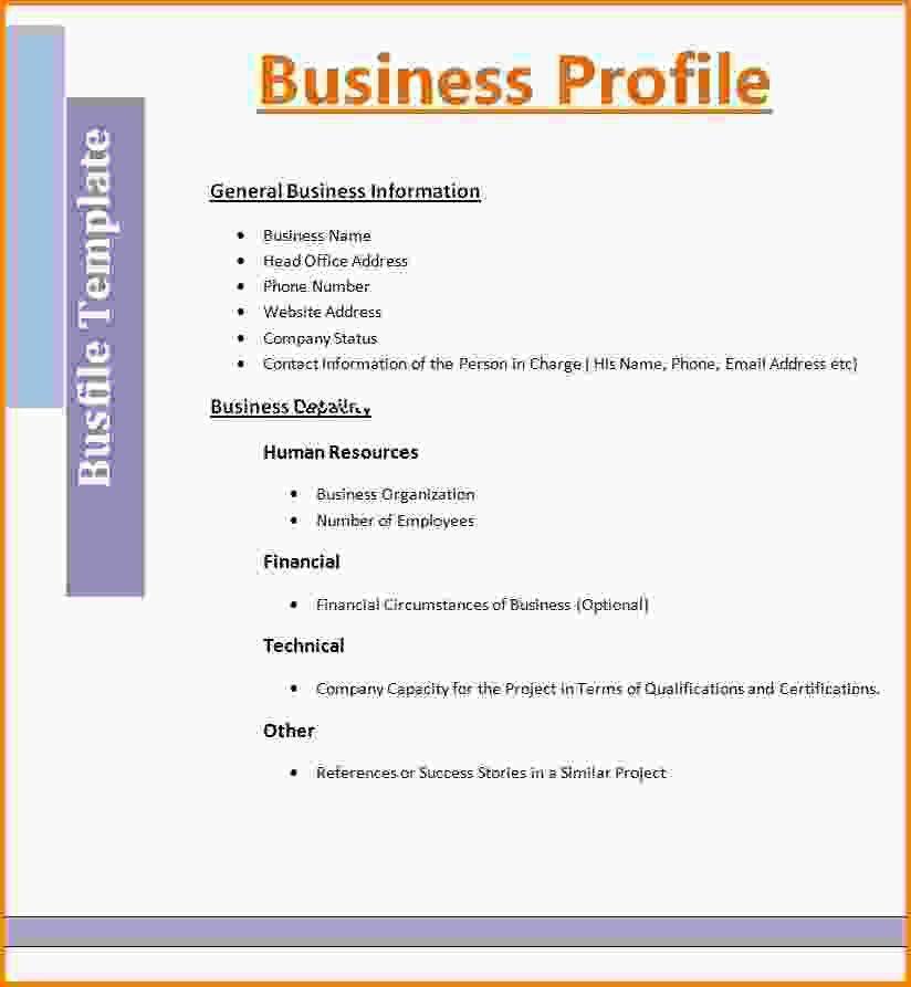 Company Profile Template.Business Profile Template.gif ...
