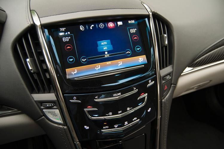 Short Report: 2017 Cadillac ATS - NY Daily News
