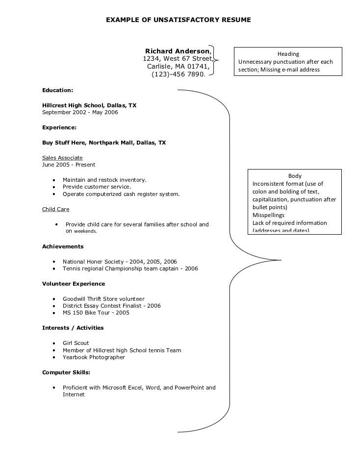 sample college resumes best resume sample. resume graduate school ...