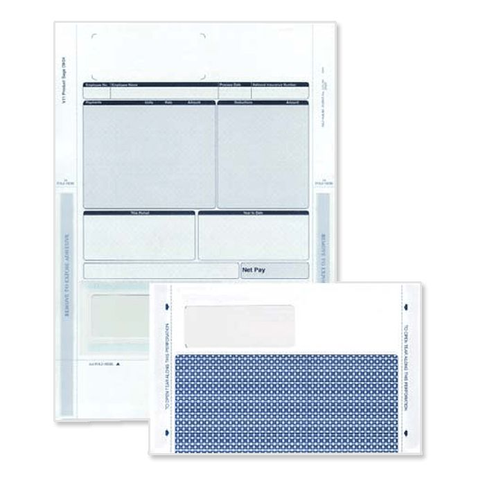 Sage Payslip Self-Seal Mailers | Stationery | Sage Store