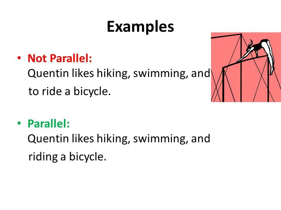 What is Parallel Structure? - ppt video online download