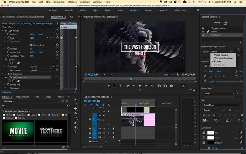 Adobe Announces Updates for Premiere Pro, After Effects, Character ...