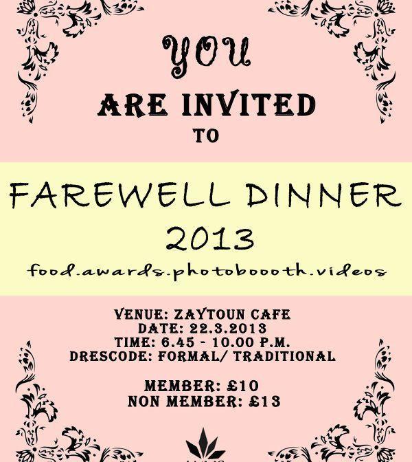 Invitation Format | Free & Premium Templates
