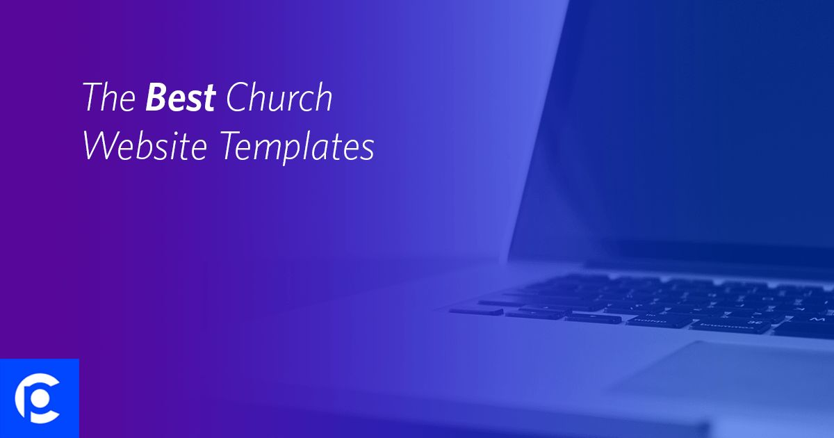 The Best Church Website Templates - Pro Church Tools